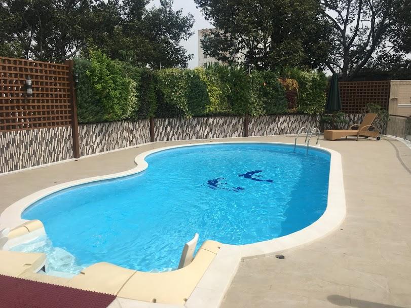 Chân dung khách hàng nhu cầu xây dựng bể bơi